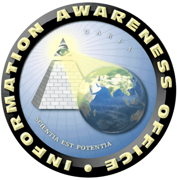 Total Information Awareness Logo
