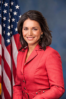 Tulsi Gabbard, D-Hawaii