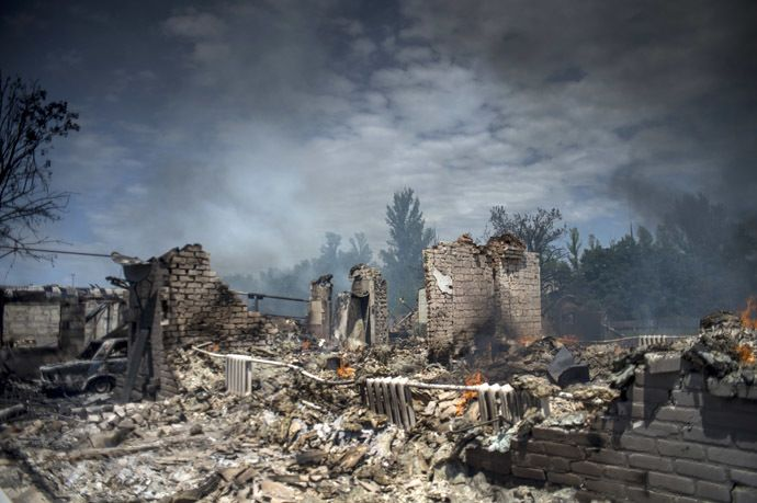 Ukraine July 2, 2014 Ria Novosti Valeriy Meinikov
