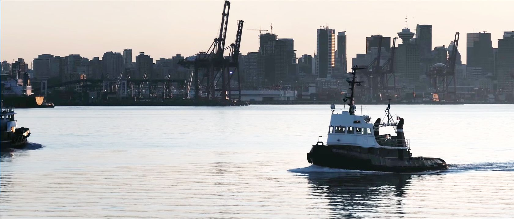 "Vancouver Harbour shown in Marco Rubio 'Morning Again in America"" ad"