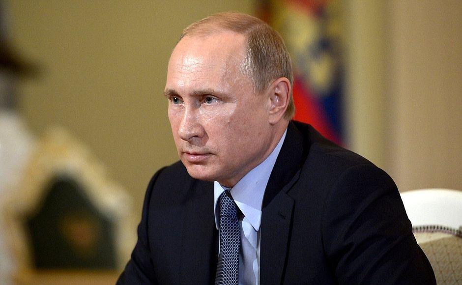 Vladimir Putin Il Corriere Della Sera