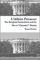 Wayne Madsen Petraeus book