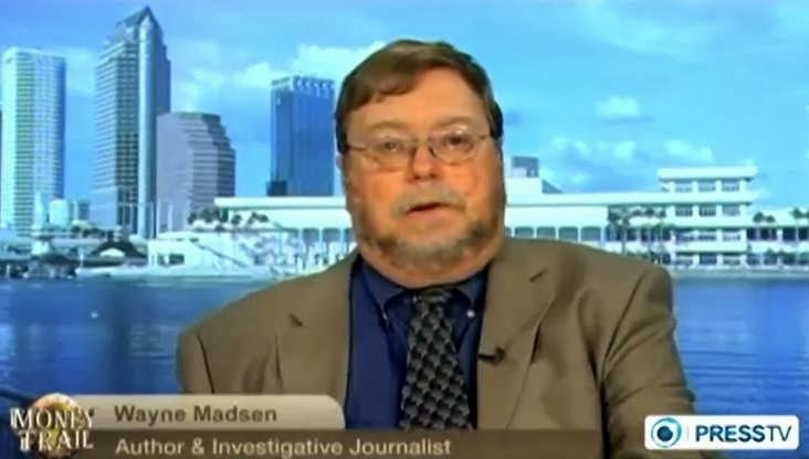 Wayne Madsen Press TV