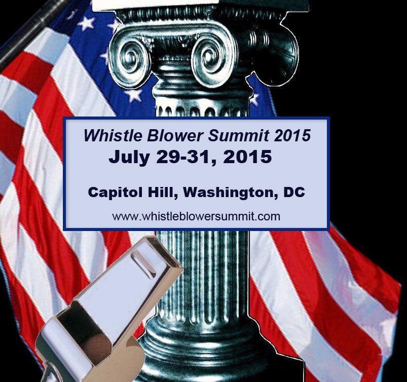 Whistle Blower Summit 2015