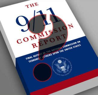 9/11 Commission Report cover