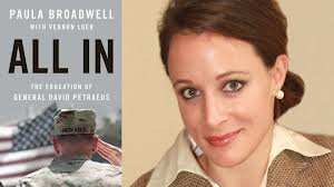 Paula Broadwell and book All In