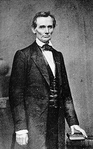 Abraham Lincoln Feb. 27, 1860 day of Cooper Union speech, Matthew Brady