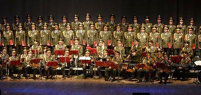 Aleksandrov Ensemble (Performing in Poland in 2009) via Wikimedia
