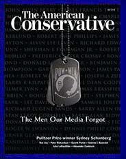 American Conservative McCain Cover 2010