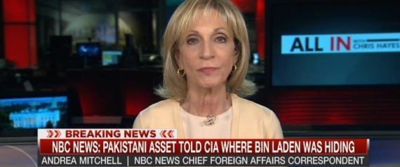 Andrea Mitchell screen shot