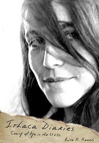 Anita Harris Ithaca Diaries cover