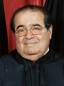 Antonin Scalia Supreme Court photo