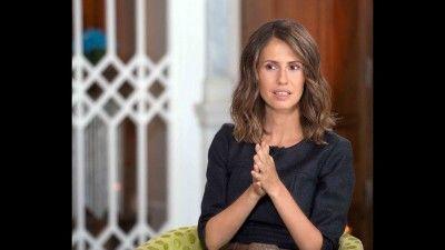 Asma Assad (Russia24 TV)
