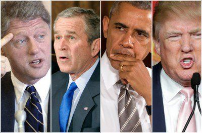 Washington's Blog via Global Research, Trump = Obama = Bush = Clinton On  Four Core Issues, Admin, March 27, 2017. On a superficial level, Trump and  Bush ...