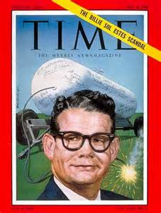 Billy Sol Estes Time cover