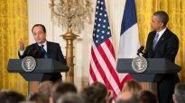 President Obama and President Hollande Press Conference Feb. 11, 2014