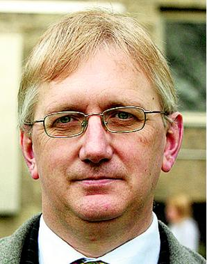 Craig Murray former UK Ambassador