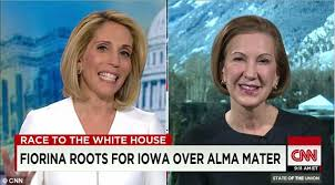 Dana Bash Carly Fiorina CNN  Jan. 3, 2016