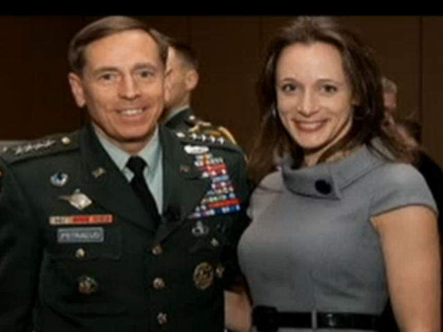 David Petraeus and Paula Broadwell, NBC_TV