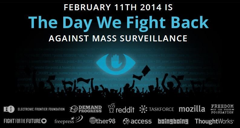 The Day We Fight Back Poster