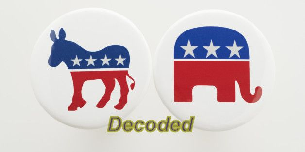 Democratic and Republican Campaigns Decoded