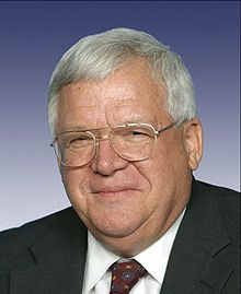 Dennis Hastert official photo from 109th Congress