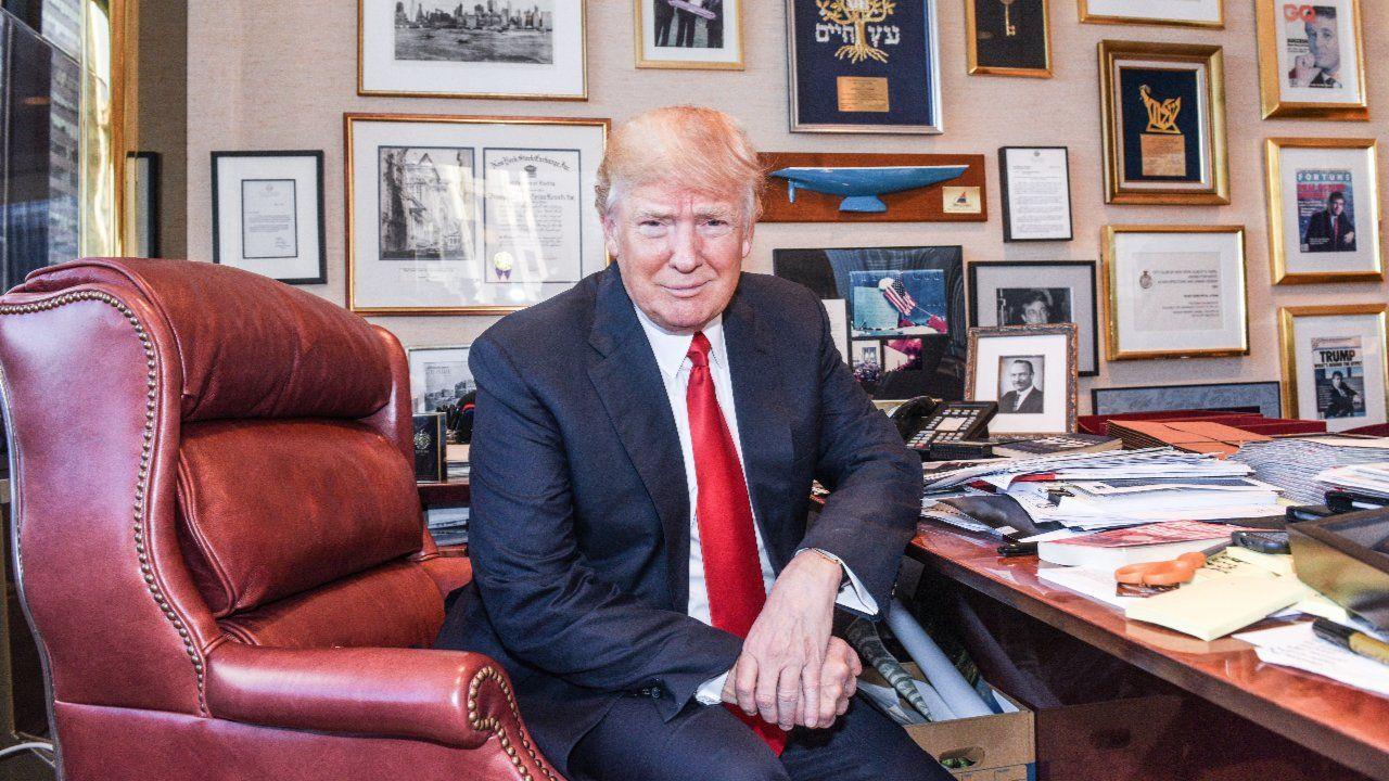 Donald Trump Bild Interview Jan. 16, 2017