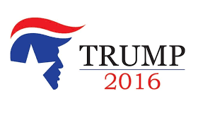 Donald Trump for President logo