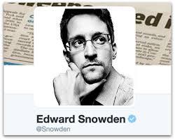 Edward Snowden Twitter Photo