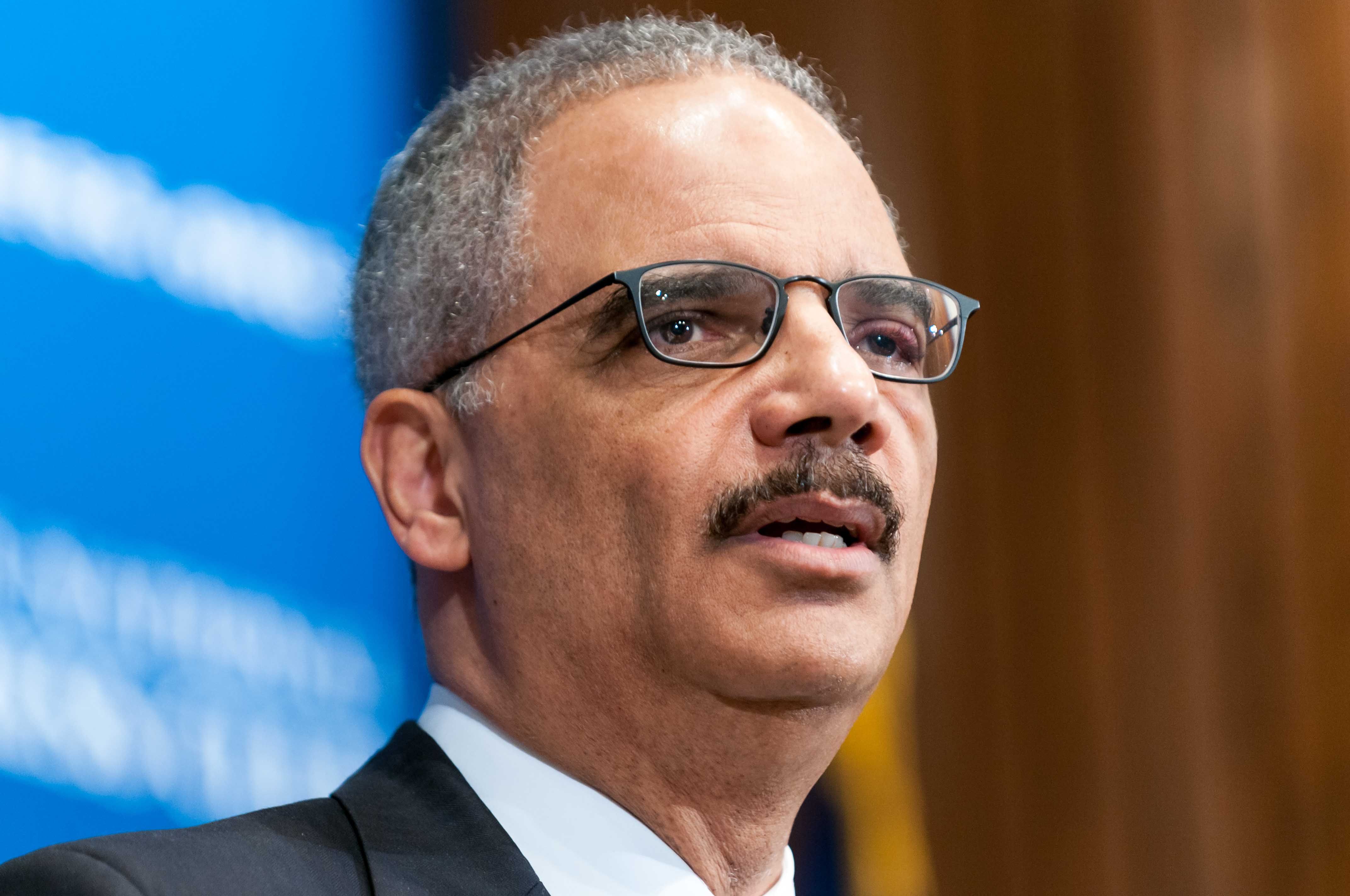 Eric Holder NPC Noel St. John 3 Feb. 17, 2015