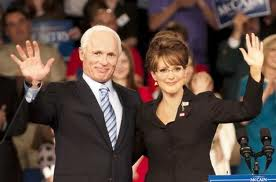 Game Change McCain and Palin