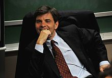 George Stephanopoulos 2009 file photo