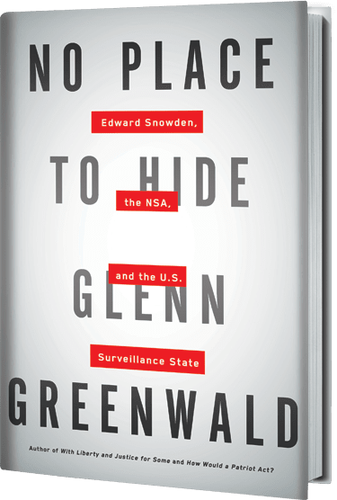Glenn Greenwald Cover No Place To Hide