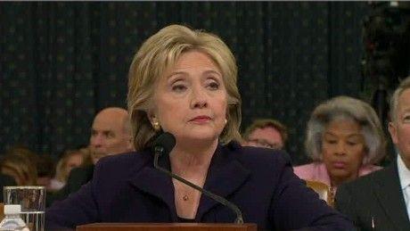 Hillary Clinton Benghazi Committee CNN Pompeo 10-22-15