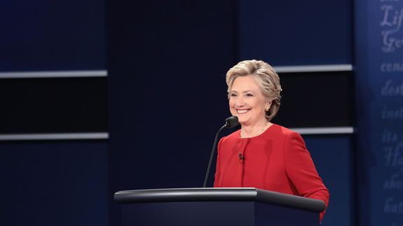 Hillary Clinton first debate