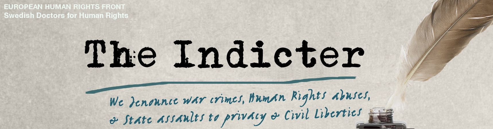 The Indicter logo
