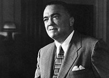 J. Edgard Hoover file via Creative Commons