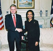 Bildt and Rice