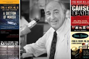 Cyril Wecht books