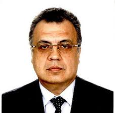 Andrei Karlov Russian Ambassador to Turkey