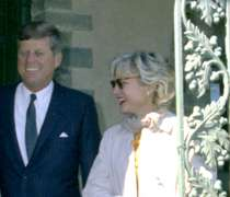 JFK and Mary Pinchot Meyer