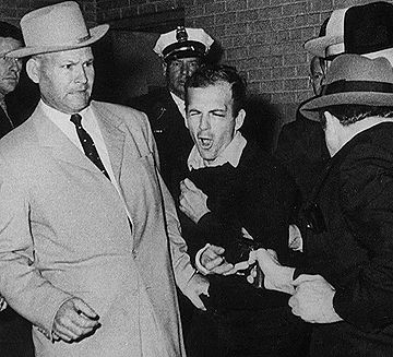 Jack Ruby Murders Lee Harvey Oswald