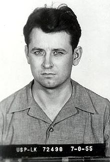 James Earl Ray 1955 prison