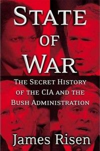 """James Risen """"State of War"""" cover"""