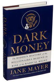 Jane Mayer Dark Money Cover