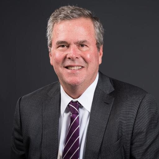 Jeb Bush Portrait