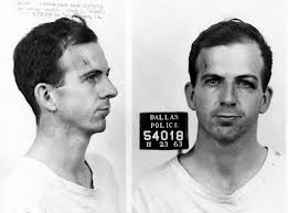 Lee Harvey Oswald mug shot -- JIP Reader's Guide
