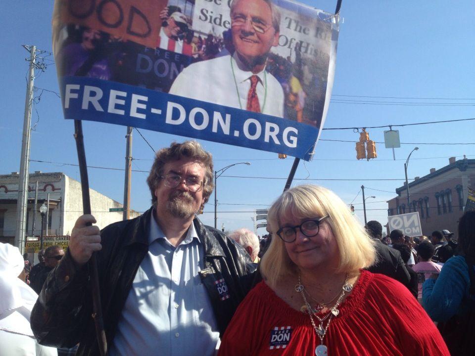 Jill and Jim Simpson