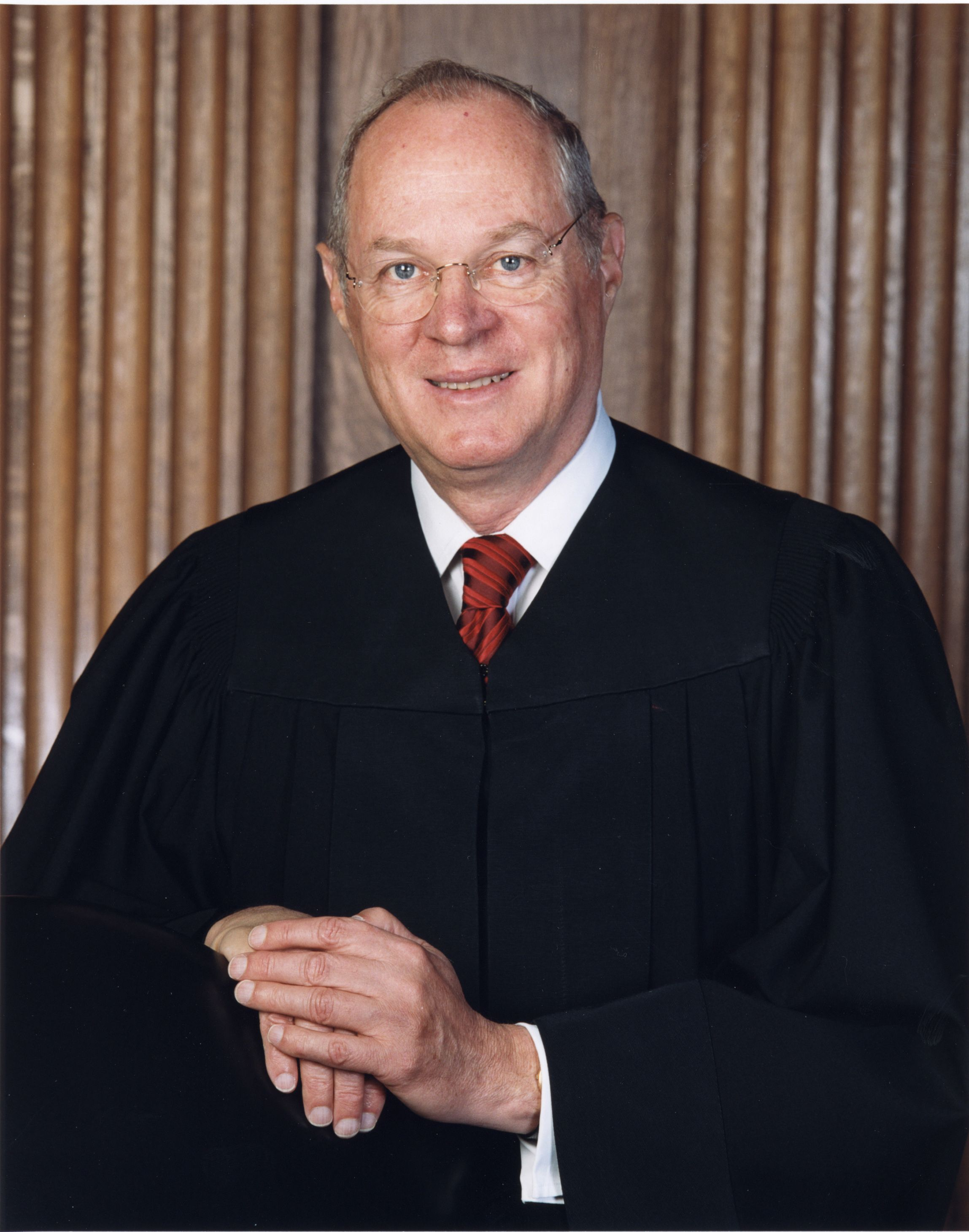 Anthony Kennedy official SCOTUS portrait