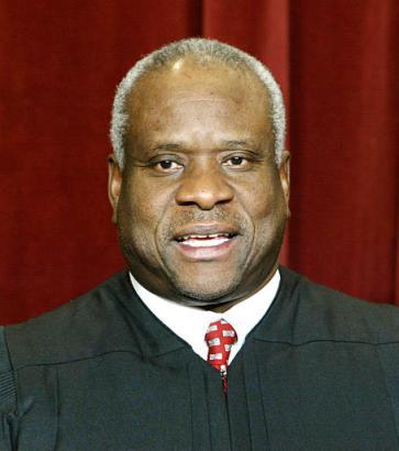 Clarence Thomas HR